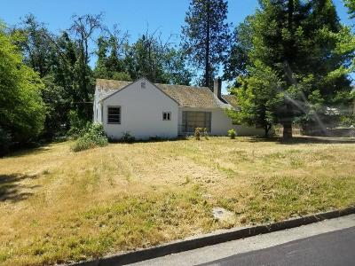 Grants Pass Single Family Home For Sale: 729 NW Bellevue Place
