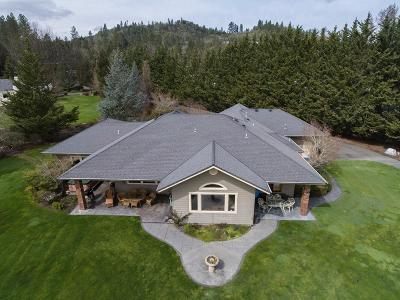 Grants Pass Single Family Home For Sale: 3267 New Hope Road