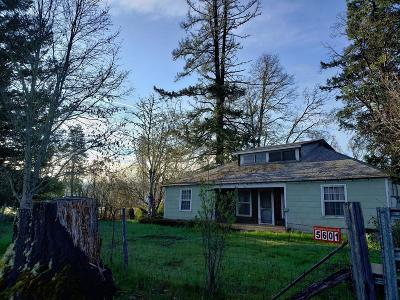 Jackson County, Josephine County Single Family Home For Sale: 5601 Holland Loop Road