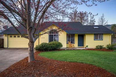 Phoenix Single Family Home For Sale: 572 C Street