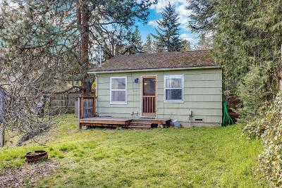 Ashland Single Family Home For Sale: 333 Idaho Street