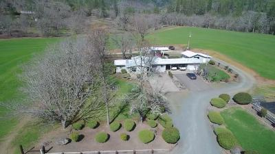Gold Hill Single Family Home For Sale: 1775 Sardine Creek Road