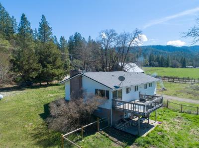 Williams Single Family Home For Sale: 16464 Williams Highway