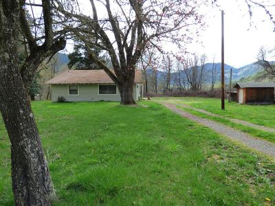 Rogue River Single Family Home For Sale: 2655 E Evans Creek Road