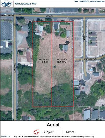 Josephine County Residential Lots & Land For Sale: 1967 SW G Street