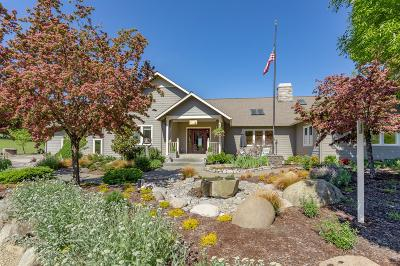 Ashland Single Family Home For Sale: 995 Dead Indian Memorial Road