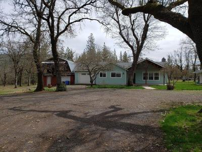 shady cove Single Family Home For Sale: 6416 Rogue River Drive