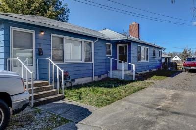 Single Family Home For Sale: 1154 W 8th Street