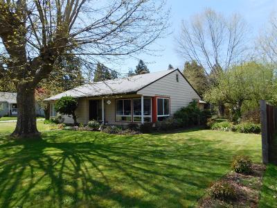 Josephine County Single Family Home For Sale: 512 Short Street