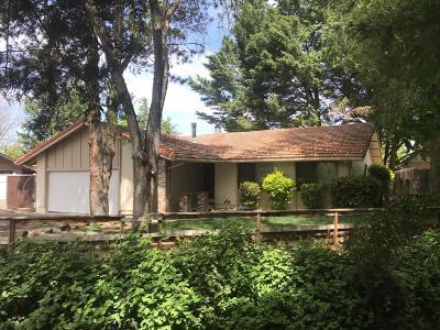 Single Family Home For Sale: 2613 Siskiyou Boulevard