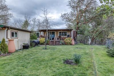 Josephine County Single Family Home For Sale: 382 S Pass Road