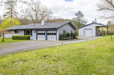 Grants Pass OR Single Family Home For Sale: $339,900
