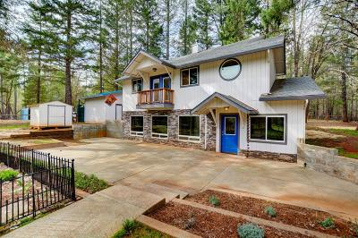 Wilderville, Wonder, Selma Single Family Home For Sale: 650 Onion Mountain Road