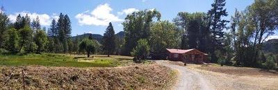 Rogue River Single Family Home For Sale: 5734 Pleasant Cr Road