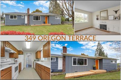 Medford Single Family Home For Sale: 349 Oregon Terrace