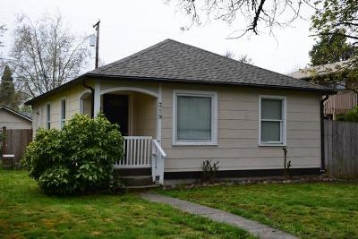 Grants Pass OR Single Family Home For Sale: $178,000