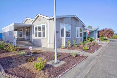 Grants Pass OR Mobile Home For Sale: $80,000