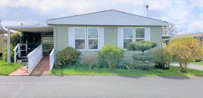 Merlin, Sunny Valley, Wimer, Rogue River, Wilderville, Grants Pass Mobile Home For Sale: 5076 Leonard Road #124