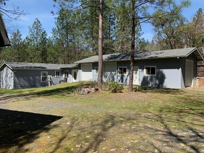 Josephine County Single Family Home For Sale: 2085 Hugo Road