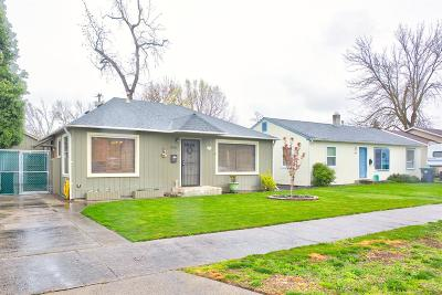 Medford OR Single Family Home For Sale: $215,000