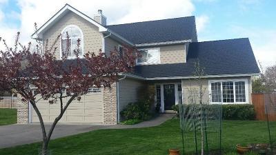 Ashland Single Family Home For Sale: 537 Parkside
