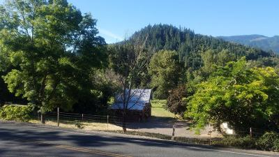 Josephine County Single Family Home For Sale: 7745 N Applegate Road