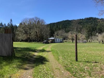 Selma Single Family Home For Sale: 1925 Thompson Creek Road