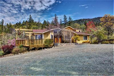 Josephine County Single Family Home For Sale: 1533 Granite Hill Road