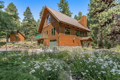 Ashland Single Family Home For Sale: 9555 Mt. Ashland Ski Road