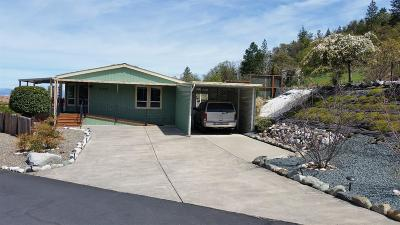 Medford Mobile Home For Sale: 3955 S Stage Road #106