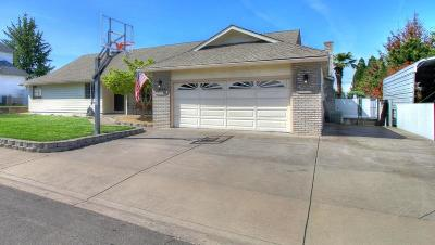 Single Family Home For Sale: 1849 Garden Drive