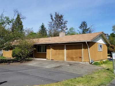 Grants Pass OR Single Family Home For Sale: $159,900