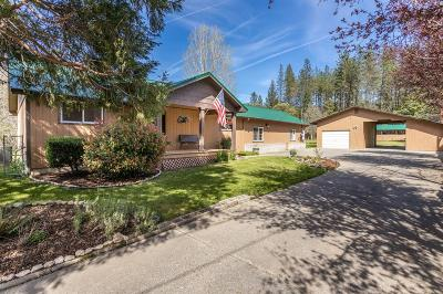 Rogue River Single Family Home For Sale: 5304 E Evans Creek Road