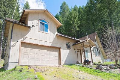 Wolf Creek Single Family Home For Sale: 8386 Lower Grave Creek Road