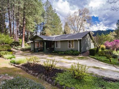 Sunny Valley Single Family Home For Sale: 820 Sunny Valley Loop