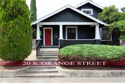 Medford Single Family Home For Sale: 20 S Orange Street