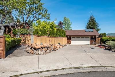 Medford Single Family Home For Sale: 1018 Tamara Circle