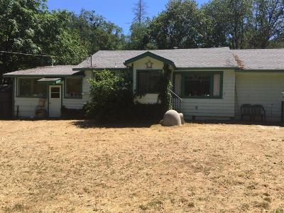 Jackson County, Josephine County Single Family Home For Sale: 2091 Fish Hatchery Road
