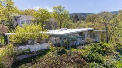 Ashland Single Family Home For Sale: 1280 Madrone Street
