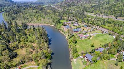 Merlin, Sunny Valley, Wimer, Rogue River, Wilderville, Grants Pass Residential Lots & Land For Sale: 5317 Averill Drive