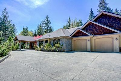 Josephine County Single Family Home For Sale: 483 Gray Wolf Drive