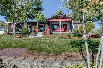 Merlin, Sunny Valley, Wimer, Rogue River, Wilderville, Grants Pass Single Family Home For Sale: 673 Cienaga Lane