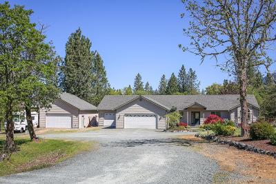 Grants Pass Single Family Home For Sale: 250 N Glenbe Drive