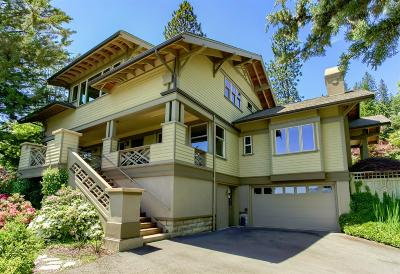 Ashland Single Family Home For Sale: 101 Scenic Drive