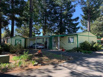 Cave Junction Mobile Home For Sale: 222 Ollis Road #6A