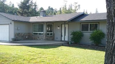 Grants Pass Single Family Home For Sale: 780 Bailey Drive