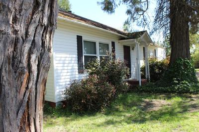 Grants Pass Single Family Home For Sale: 4763 Lower River Road