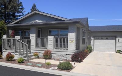 Merlin, Sunny Valley, Wimer, Rogue River, Wilderville, Grants Pass Mobile Home For Sale: 783 Hampton Way