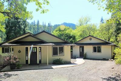 Eagle Point Single Family Home For Sale: 10556 S Fork Little Butte Cr Road