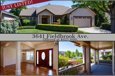 Medford Single Family Home For Sale: 3641 Fieldbrook Avenue